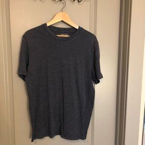 Urban pipeline dark gray T-shirt
